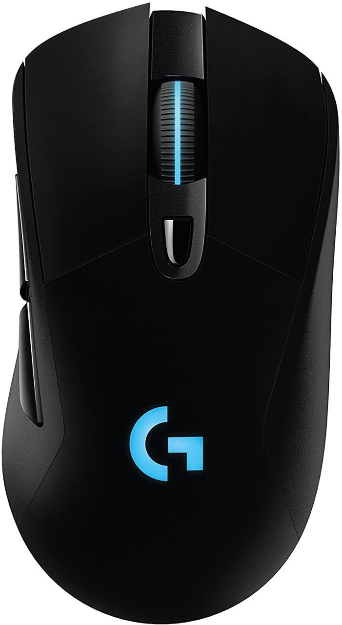 Мышь LOGITECH G703  LIGHTSPEED Black (910-005640)
