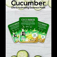 Тканевая маска Malie Ultra Hydrating Essence Mask - Cucumber