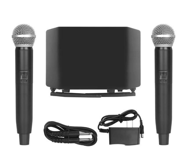 Микрофон Радио/двойной Smart GLXD-4S