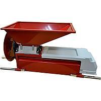 Дробилка механическая для винограда с гребнеотделителем MOLINARA крашеная сталь, Италия