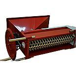 Дробилка механическая для винограда с гребнеотделителем MOLINARA Бункер нерж., Италия, фото 2