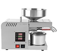 Шнековый электрический маслопресс Akita Jp AKJP 500 miniprofessional мини пресс для холодного отжима масла, фото 1