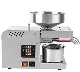 Шнековый электрический маслопресс Akita Jp AKJP 500 miniprofessional мини пресс для холодного отжима масла