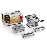 Набор для приготовления пасты Marcato Classic Multipast 150 (Atlas 150 mm + Raviolini + Reginetti + Spaghetti), фото 2