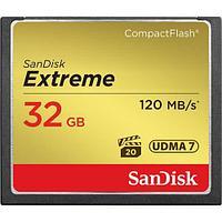 SanDisk Extreme CompactFlash 32GB 120mb\s