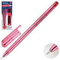 Ручка шариковая Pensan 2210 My-Pen 1мм красная
