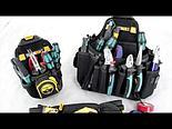 Строительная поясная сумка с лямками TOUGHBUILT TB-CT-106A, фото 3
