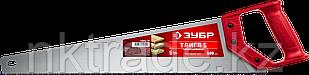 """Ножовка для быстрого реза """"ТАЙГА-5"""" 500 мм, 5 TPI, быстрый рез поперек волокон, для крупных и средних заготово"""