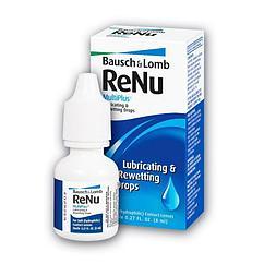 Капли ReNu MultiPlus, Bausch & Lomb