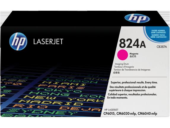 HP CB387A Барабан передачи изображений HP 824A Пурпурный , ресурс 23000 стр