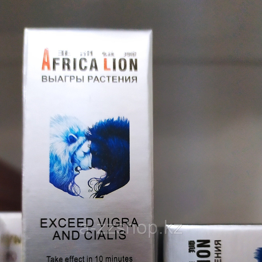 Китайские лечебные травы Африканский лев