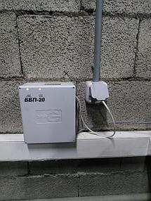 Установка автономной системы контроля управления доступом и учёта рабочего времени в компании FORES город Алматы 4