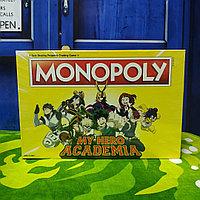 """Монополия """"Моя геройская академия"""", Английская версия"""