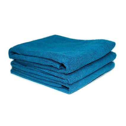 MICROFIBRE ворсовая (синяя) - 100*100см