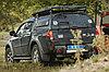 Багажник алюминиевый короткий для кунга, фото 10