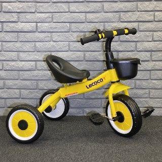 Облегчённый трёхколёсный велосипед Ricci ,,LECOCO Italy'' от 2 до 5 лет