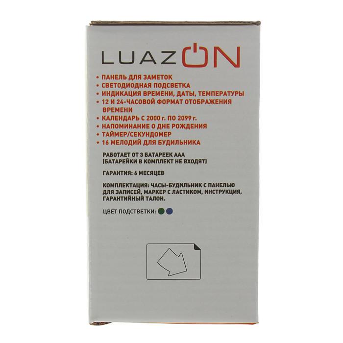 """Часы-будильник LuazON LB-16 """"Послание"""", с маркером - фото 7"""