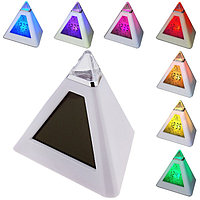 Часы-будильник Пирамида (антистресс), фото 1