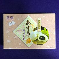 Моти с зеленым чаем