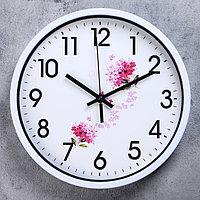 """Часы настенные, серия: Классика, """"Делебио"""" d=30 см, плавный ход, фото 1"""