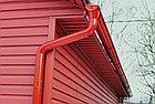 Водосточная система Docke Standard (красный), фото 3