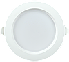 Светильник LED ДВО 1701 белый круг 9Вт 3000K IP40 IEK