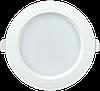 Светильник LED ДВО 1701 белый круг 9Вт 4000K IP40 IEK