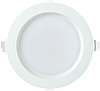 Светильник LED ДВО 1702 белый круг 12Вт 4000K IP40 IEK