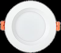Светильник LED ДВО 1801 PRO белый круг 10Вт 4000K IP40 IEK