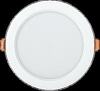 Светильник LED ДВО 1803 PRO белый круг 30Вт 4000K IP40 IEK