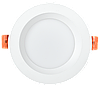 Светильник LED ДВО 1820 PRO белый круг 15Вт 4000K IP54 IEK