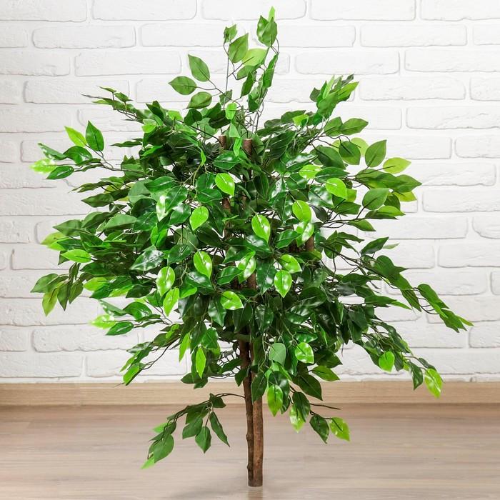 """Дерево искусственное """"Плюмерия"""" 90 см"""