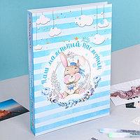 """Книга малыша для мальчика """"Наш маленький наследник"""": 20 листов, фото 1"""