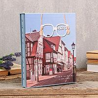"""Фотоальбом на 200 фото 13х18 см """"Улица и очки"""" в коробке МИКС 29,5х23,5х5,5 см, фото 1"""