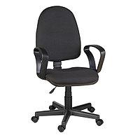 """Кресло офисное """"Гранд Чарли"""" черный (B-14)"""