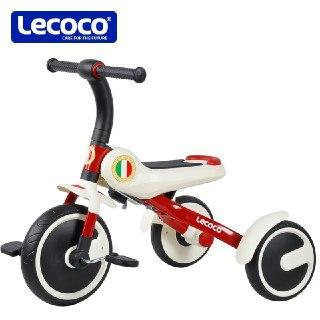 Складной трёхколёсный велосипед M-300 ,,LECOCO Italy'' от 2 до 5 лет