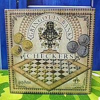 """Шашки """"Гарри Поттер"""" (Harry Potter Gringotts Bank checkers)"""