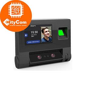 Биометрическая система учета доступа с отпечаком пальца и распознаванием лица. SmartLock CT-B108