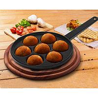 Сковорода «Сферос», d=20 см, 7 ячеек, фото 1
