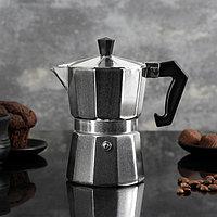 Кофеварка гейзерная, на 3 чашки, фото 1