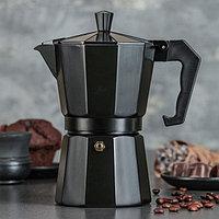 Кофеварка гейзерная, на 6 чашек, фото 1
