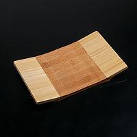 """Блюдо для подачи 24×15 см """"Бамбук"""""""