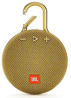 Акустика JBL CLIP 3 желтый (JBLCLIP3YEL)
