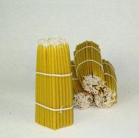 Монастырские Маканые свечи Длина свечи 200мм, фото 1