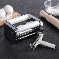 Дополнительная насадка к лапшерезке для приготовления равиоли, фото 1