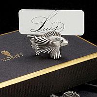 """Набор из 6 держателей для карточек """"Рыбка"""" серии Spice Jewels, фото 1"""
