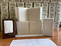 Салфетки для настольного диспенсерa Comfort. L три сложения, 110 шт