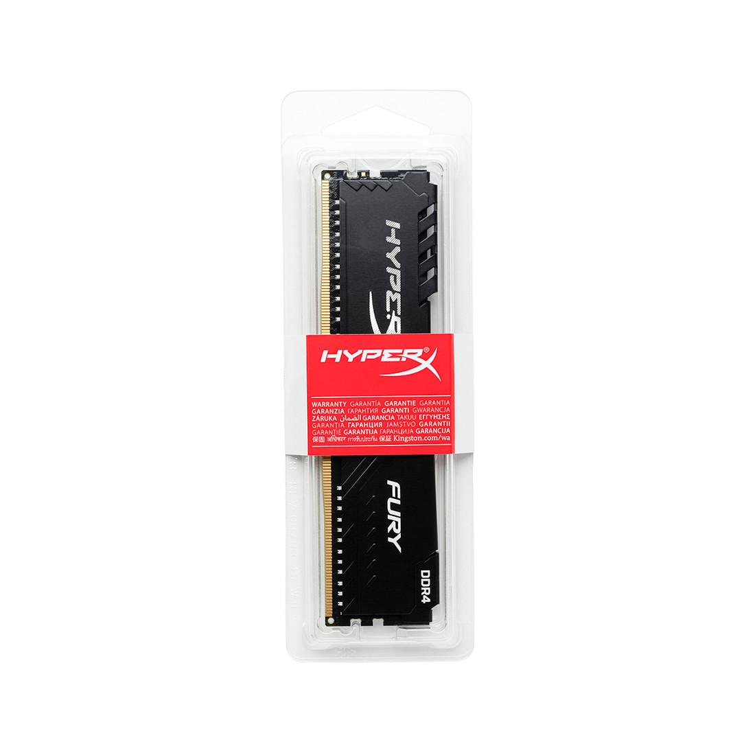 Модуль памяти Kingston HyperX Fury HX430C15FB3/16 (DDR4, 16GB, DIMM) - фото 2