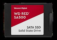 Твердотельный накопитель SSD WD Red™ SA500 NAS 3D NAND WDS500G1R0A