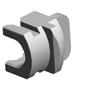 Ricoh D2054174 Плоский осевой подшипник прижимного вала